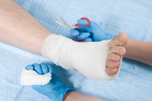 the causes of osteoarthritis of the ankle